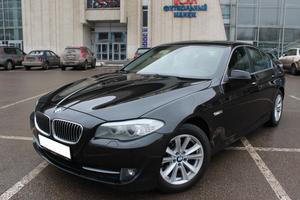 Подержанный автомобиль BMW 5 серия, отличное состояние, 2011 года выпуска, цена 1 059 000 руб., Московская область