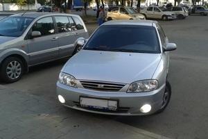 Подержанный автомобиль Kia Spectra, отличное состояние, 2007 года выпуска, цена 240 000 руб., Челябинск