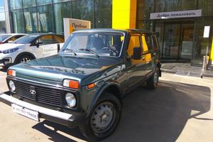 Авто ВАЗ (Lada) 4x4, 2010 года выпуска, цена 288 000 руб., Москва