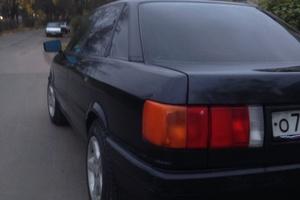 Подержанный автомобиль Audi 80, отличное состояние, 1991 года выпуска, цена 115 000 руб., Санкт-Петербург