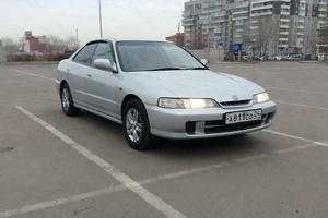 Автомобиль Honda Integra, хорошее состояние, 2000 года выпуска, цена 205 000 руб., Красноярский край