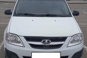 Подержанный автомобиль ВАЗ (Lada) Largus, хорошее состояние, 2013 года выпуска, цена 355 000 руб., Казань