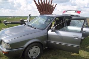 Автомобиль Audi 80, хорошее состояние, 1993 года выпуска, цена 127 000 руб., Санкт-Петербург