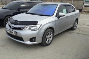 Автомобиль Toyota Corolla Axio, отличное состояние, 2013 года выпуска, цена 675 000 руб., Якутск