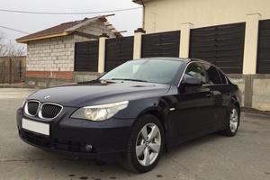Автомобиль BMW 5 серия, отличное состояние, 2006 года выпуска, цена 650 000 руб., Челябинск