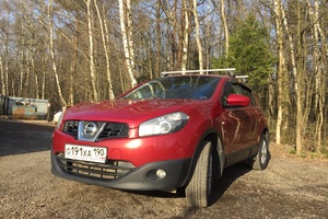 Автомобиль Nissan Qashqai, отличное состояние, 2011 года выпуска, цена 640 000 руб., Домодедово