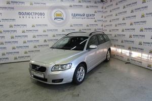 Авто Volvo V50, 2008 года выпуска, цена 460 000 руб., Санкт-Петербург
