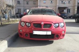 Автомобиль MG ZT, хорошее состояние, 2003 года выпуска, цена 390 000 руб., Санкт-Петербург