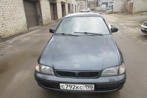 Автомобиль Toyota Carina, хорошее состояние, 1997 года выпуска, цена 145 000 руб., Орехово-Зуево
