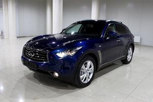 Авто Infiniti QX70, 2017 года выпуска, цена 2 970 000 руб., Краснодар