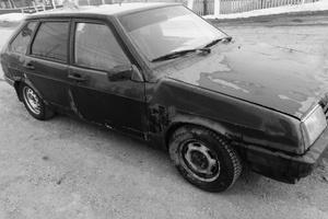 Автомобиль ВАЗ (Lada) 2109, среднее состояние, 1999 года выпуска, цена 19 900 руб., республика Татарстан