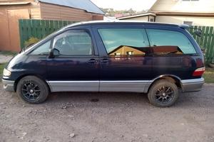 Автомобиль Toyota Estima, хорошее состояние, 1999 года выпуска, цена 380 000 руб., Новокузнецк