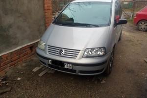 Автомобиль Volkswagen Suran, хорошее состояние, 2003 года выпуска, цена 410 000 руб., Краснодар