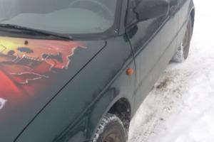 Автомобиль Suzuki Baleno, среднее состояние, 1999 года выпуска, цена 90 000 руб., Воронеж