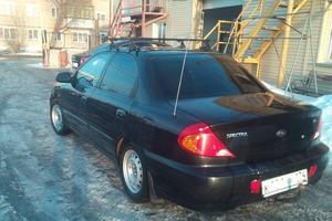 Подержанный автомобиль Kia Spectra, отличное состояние, 2011 года выпуска, цена 285 000 руб., Еманжелинск