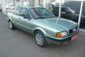 Авто Audi 80, 1992 года выпуска, цена 83 000 руб., Краснодар