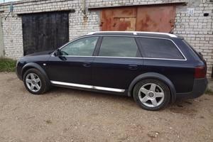 Подержанный автомобиль Audi Allroad, отличное состояние, 2002 года выпуска, цена 390 000 руб., Тверская область