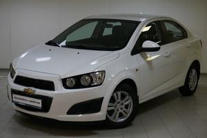 Подержанный автомобиль Chevrolet Aveo, хорошее состояние, 2013 года выпуска, цена 425 000 руб., Челябинск