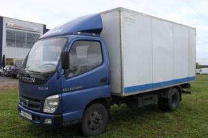 Автомобиль Foton Ollin BJ 1041, хорошее состояние, 2013 года выпуска, цена 449 000 руб., Москва