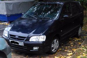Автомобиль Mitsubishi Space Star, отличное состояние, 2000 года выпуска, цена 180 000 руб., Москва