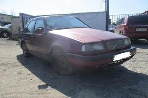 Авто Volvo 460, 1990 года выпуска, цена 37 000 руб., Санкт-Петербург