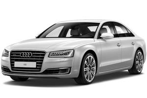 Новый автомобиль Audi A8, 2017 года выпуска, цена 6 355 000 руб., Москва