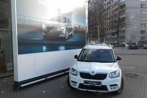Авто Skoda Yeti, 2017 года выпуска, цена 1 196 226 руб., Санкт-Петербург
