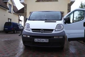 Автомобиль Opel Vivaro, хорошее состояние, 2002 года выпуска, цена 390 000 руб., Калуга