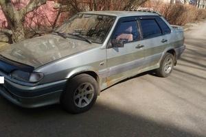 Автомобиль ВАЗ (Lada) 2115, среднее состояние, 2003 года выпуска, цена 50 000 руб., Шатура