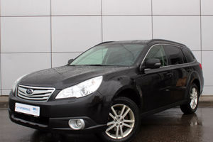 Авто Subaru Outback, 2011 года выпуска, цена 899 000 руб., Москва