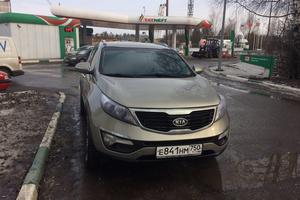 Подержанный автомобиль Kia Sportage, хорошее состояние, 2014 года выпуска, цена 970 000 руб., Электросталь