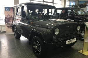 Авто УАЗ Hunter, 2017 года выпуска, цена 684 990 руб., Санкт-Петербург