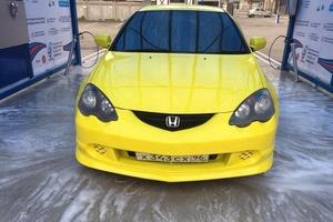Автомобиль Honda Integra, хорошее состояние, 2002 года выпуска, цена 350 000 руб., Омская область