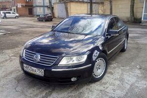 Автомобиль Volkswagen Phaeton, отличное состояние, 2002 года выпуска, цена 530 000 руб., Москва