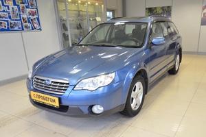 Авто Subaru Outback, 2007 года выпуска, цена 645 000 руб., Москва