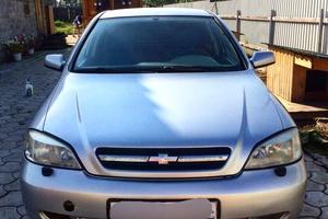 Автомобиль Chevrolet Viva, хорошее состояние, 2005 года выпуска, цена 220 000 руб., Красноярск