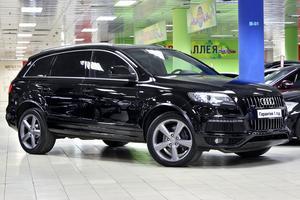 Авто Audi Q7, 2012 года выпуска, цена 1 555 555 руб., Москва