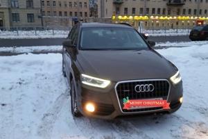 Автомобиль Audi Q3, отличное состояние, 2012 года выпуска, цена 1 130 000 руб., Санкт-Петербург