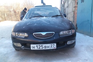 Автомобиль Mazda Eunos 500, среднее состояние, 1992 года выпуска, цена 100 000 руб., Хабаровский край