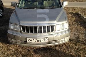 Автомобиль Mitsubishi Chariot, хорошее состояние, 1999 года выпуска, цена 190 000 руб., Москва