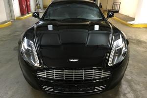 Автомобиль Aston Martin Rapide, отличное состояние, 2010 года выпуска, цена 4 999 000 руб., Москва