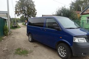 Автомобиль Volkswagen Transporter, отличное состояние, 2008 года выпуска, цена 790 000 руб., Казань