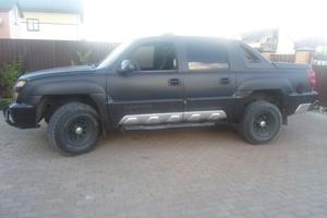Автомобиль Chevrolet Avalanche, отличное состояние, 2002 года выпуска, цена 700 000 руб., Москва