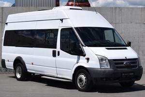 Авто Ford Transit, 2012 года выпуска, цена 924 000 руб., Ростовская область