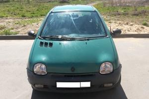 Автомобиль Renault Twingo, среднее состояние, 1994 года выпуска, цена 60 000 руб., Рязань