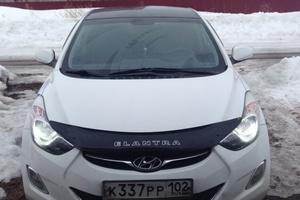 Автомобиль Hyundai Avante, отличное состояние, 2011 года выпуска, цена 590 000 руб., республика Башкортостан