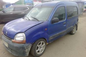 Авто Renault Kangoo, 1998 года выпуска, цена 59 000 руб., Санкт-Петербург