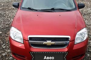 Подержанный автомобиль Chevrolet Aveo, отличное состояние, 2008 года выпуска, цена 235 000 руб., Златоуст