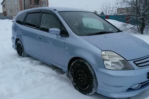 Автомобиль Honda Stream, хорошее состояние, 2003 года выпуска, цена 320 000 руб., Кемерово