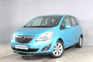 Авто Opel Meriva, 2012 года выпуска, цена 510 000 руб., Санкт-Петербург